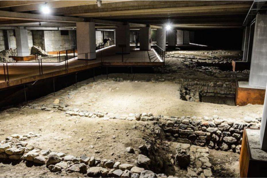 Archeologia dell'architettura medioevale nel territorio di Bergamo